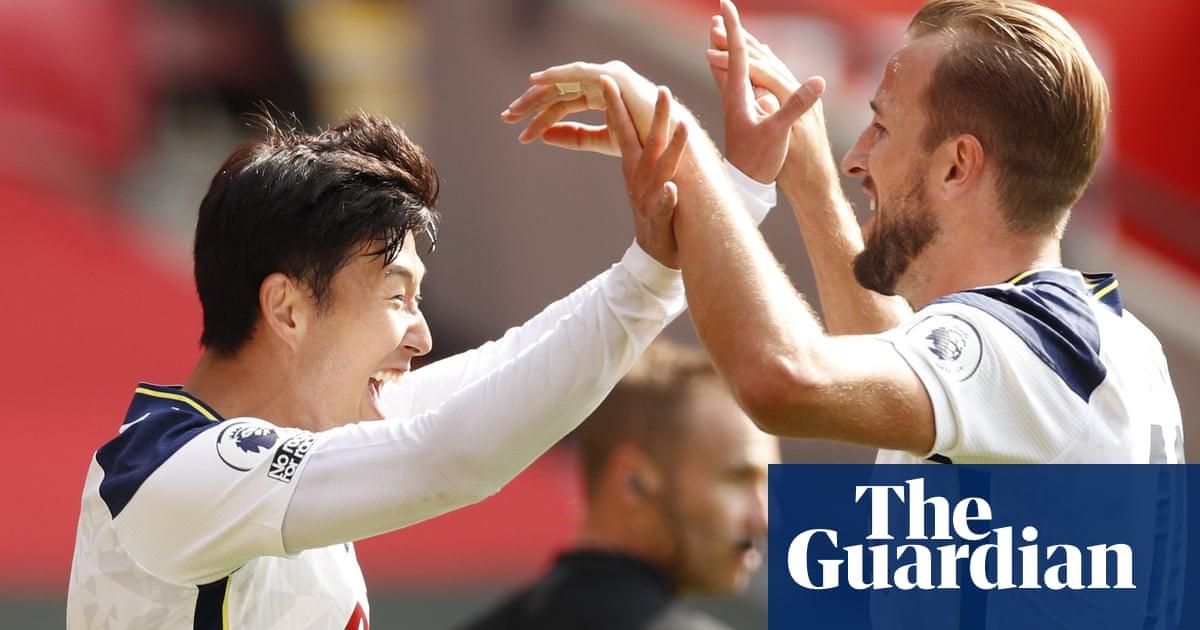 Harry Kane tees up Sons four-goal show as Spurs hammer Southampton