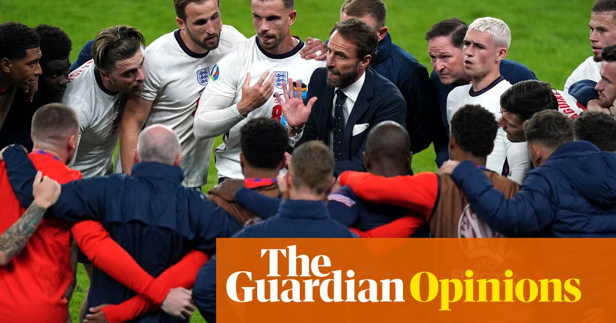 This England team have changed the conversation – but can we change ourselves?
