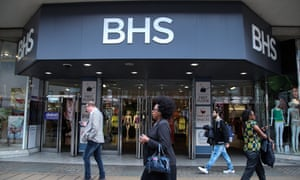 The BHS collapse has left taxpayers facing a huge bill.