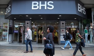 Watchdog berates PwC over 'misleading' BHS accounts