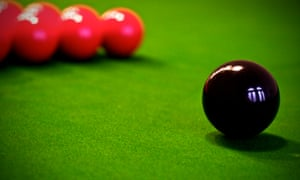 Snooker, 'chess with balls', billiards.