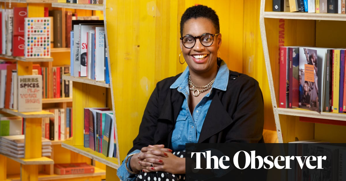 Sharmaine Lovegrove: 'If you don't have a diverse workforce