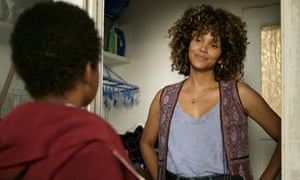 'There are sparks of interest and some powerful moments, but it is structurally disjointed, tonally uncertain, unfocused and unfinished' ... Halle Berry in Kings.