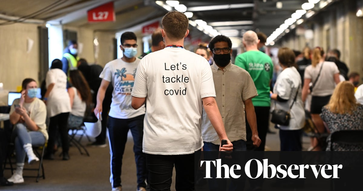 Fears for Covid vaccine drive if second doses clash with boosters