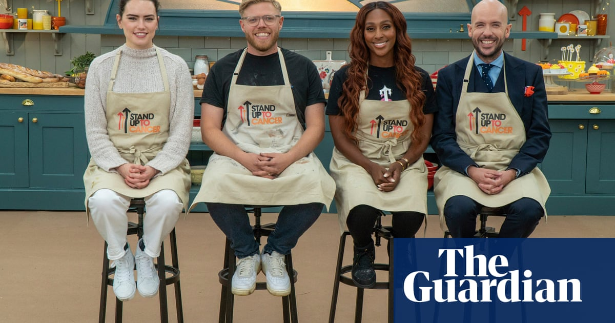 The Great Celebrity Bake Off lineup hailed as 'best ever'