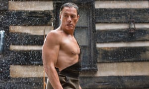 Jean-Claude Van Damme plays a spoof version of his own celebrity existence in Jean-Claude Van Johnson.