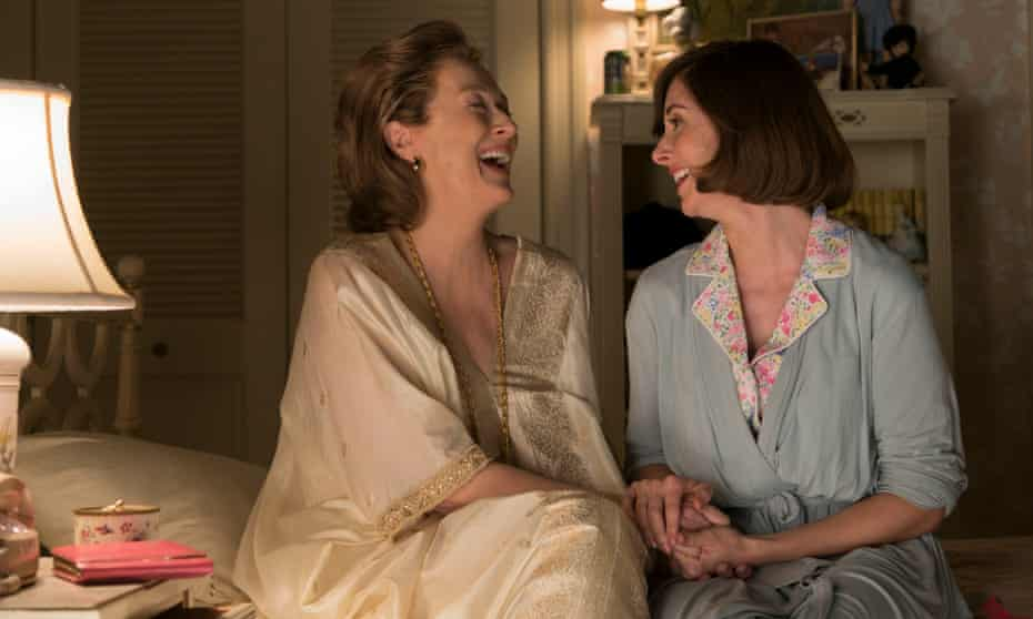 'You're like, Oh, I'll just act opposite Meryl and react. How could I go wrong?': a scene from The Post.