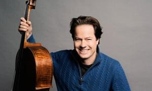 Cellist Jan Vogler.