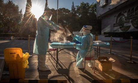 Coronavirus live news: Trump criticised over 'preventable' crisis as US passes 100,000 deaths