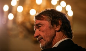 Ineos founder and chairman Sir Jim Ratcliffe.