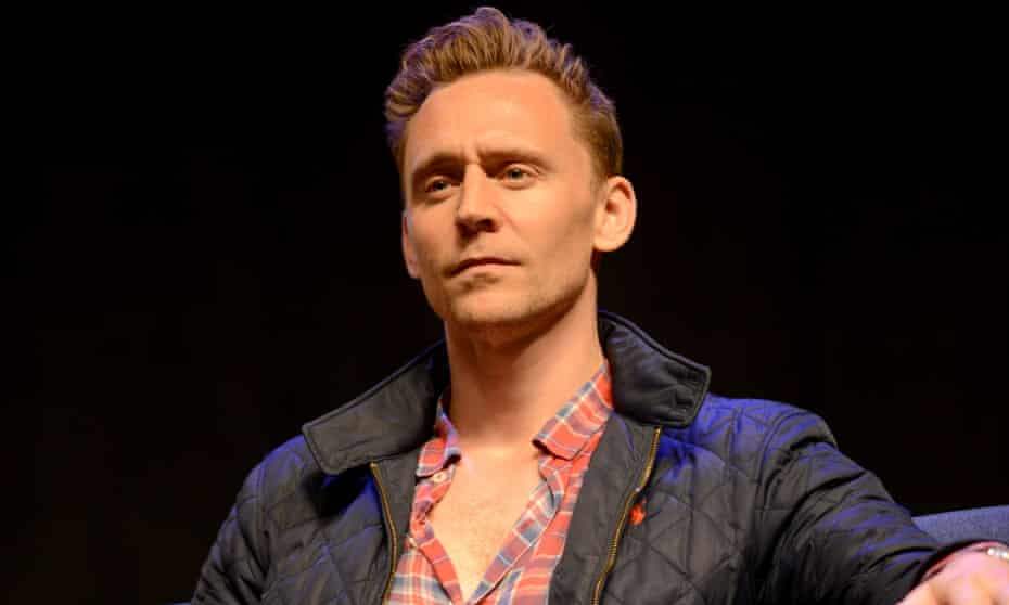 'Your guess is as good as mine' ... Tom Hiddleston at Wizard World Comic Con Philadelphia