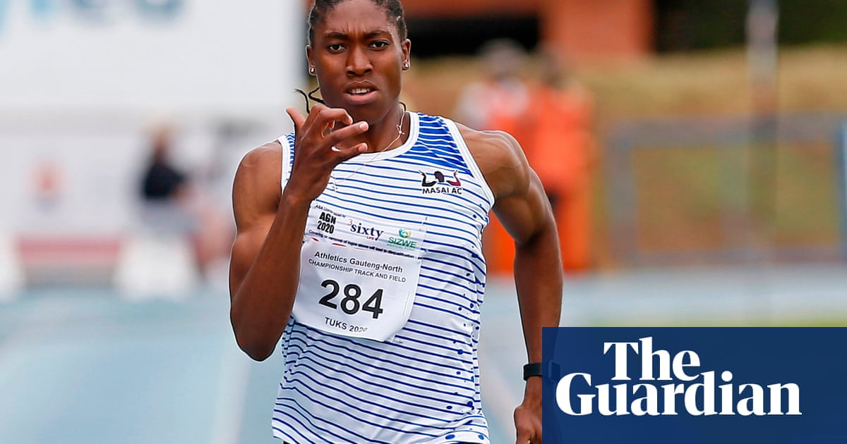 Caster Semenya launches final bid to save career and defend Olympic title