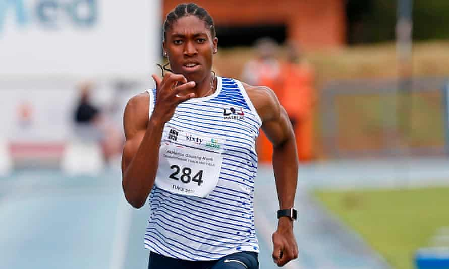 Caster Semenya said: 'I hope the European court will put an end to the longstanding human rights violations by World Athletics against women athletes.'