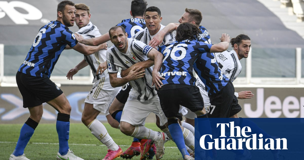 Inter fail to knock Juventus out as top-four fight goes the distance