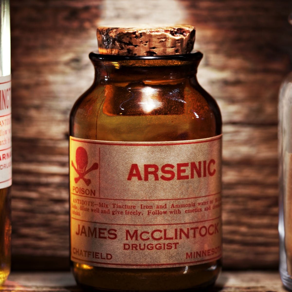 Arsenic was their poison – we have tobacco, guns and sugar | David ...