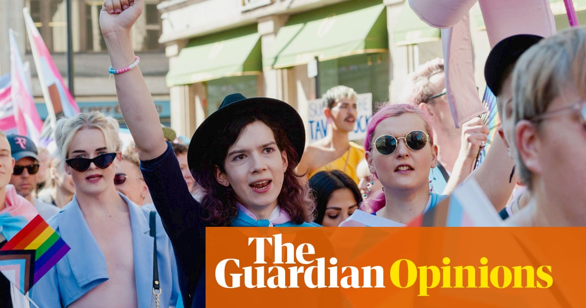 Trans people were promised change, but instead they face deepening prejudice   Jayne Ozanne and Elli Tikvah Sarah