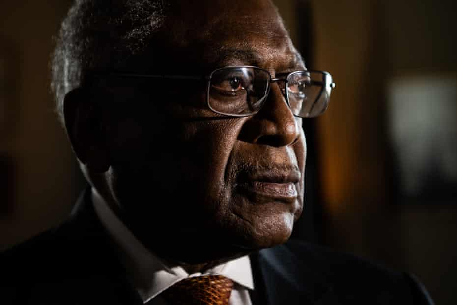 Jim Clyburn, D-S.C., photographed in his office on Capitol Hill on Thursday, March 12, 2020 in Washington, D.C.