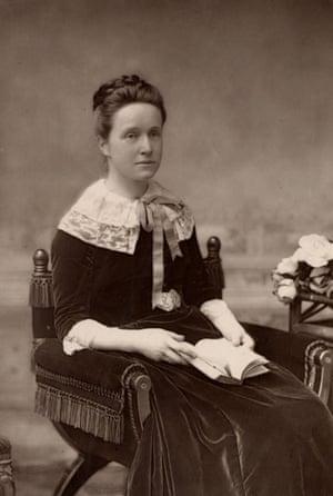 Suffragist leader Millicent Fawcett.
