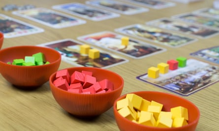 Century: Spice Road board game