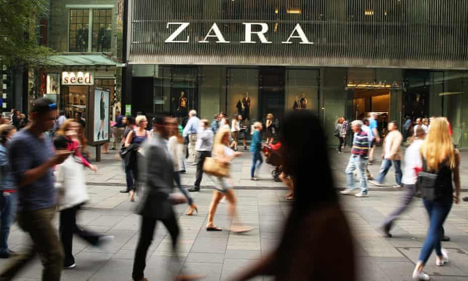 Retail store in Sydney