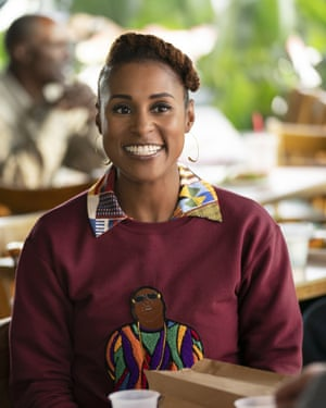 Issa Rae from the third season of Insecure.