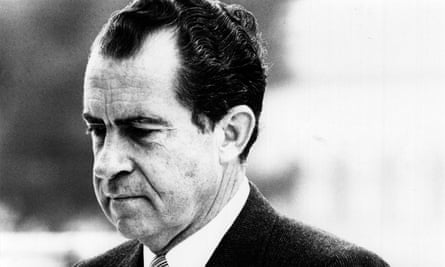 Richard Nixon suspended the Bretton Woods system.