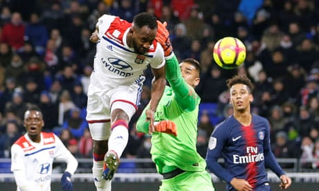 PSG suffer first league defeat of season after Lyon produce shock