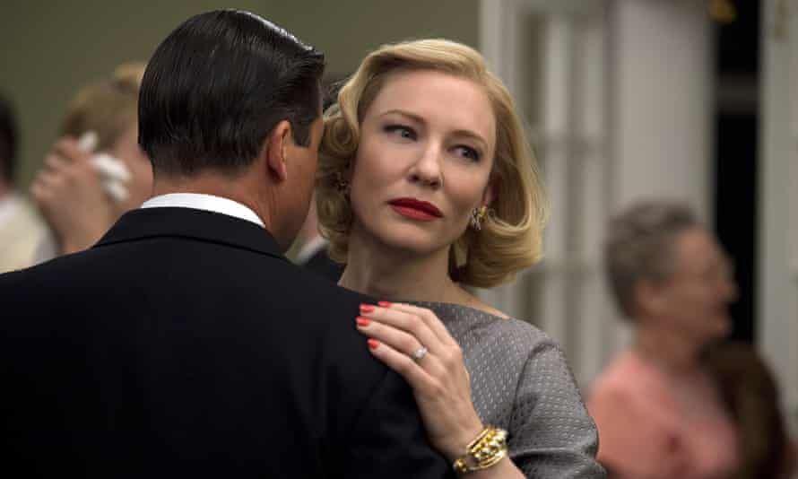 Cate Blanchett in Carol, 2015.