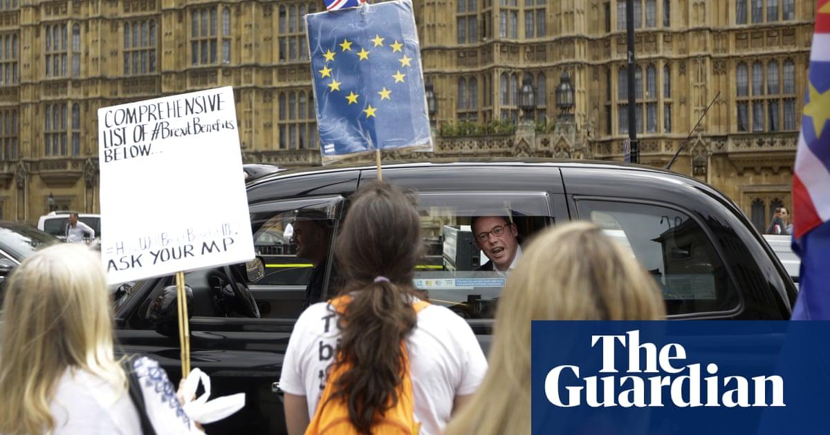 Theresa May pushes forward £2bn no-deal Brexit preparations