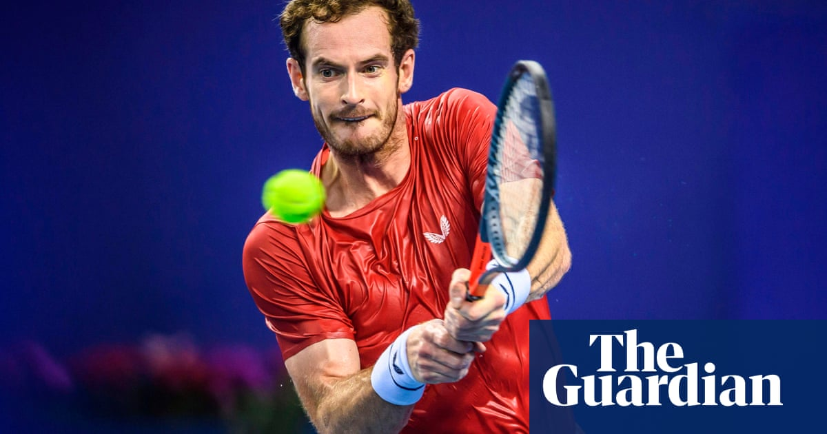 Andy Murray impresses but cannot see off Alex de Minaur in China