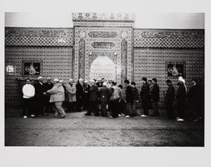 Fati Cami Masjid, a mosque in Brooklyn, 1995
