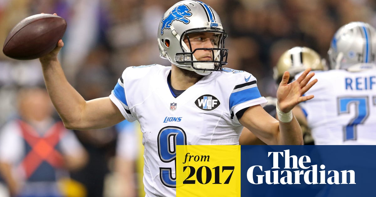 Detroit Lions Give 135m Matthew Stafford Richest Contract