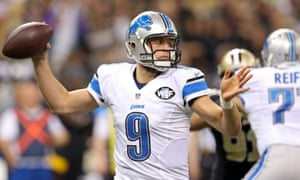 Matthew Stafford was entering the last year of his $53m, three-year deal