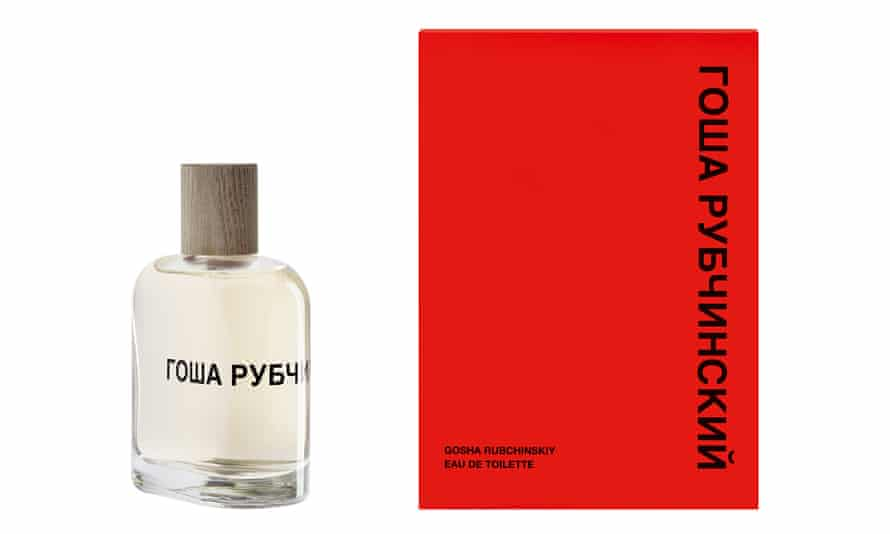 The new fragrance by Gosha Rubchinskiy
