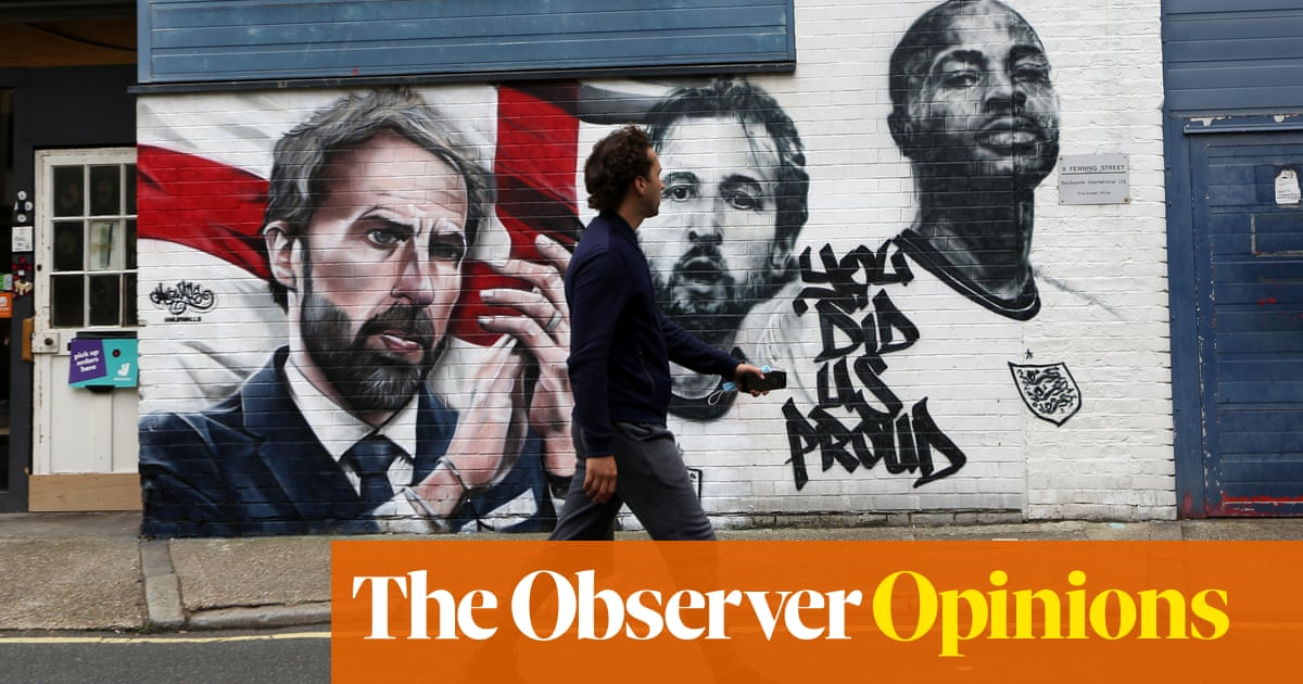 Gareth Southgate's solid England risk being caught behind wave of history