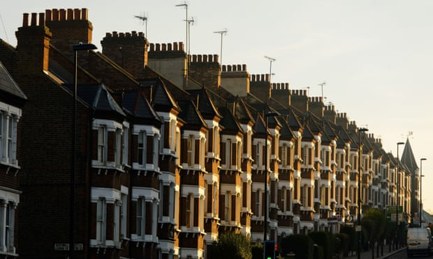 House prices are rising by their slowest pace in nearly six years.