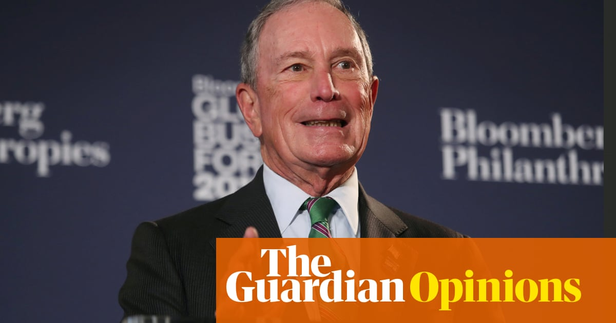 The problem with billionaires fighting climate change is the