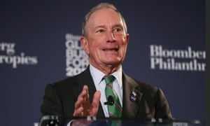 Michael Bloomberg recently announced that he's spending $500m to help the United States end its dependency on coal.