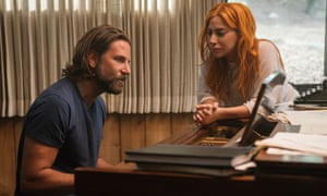 A Star is Born … Bradley Cooper's film premiered at Venice, after a reported play for the film by Cannes apparently failed