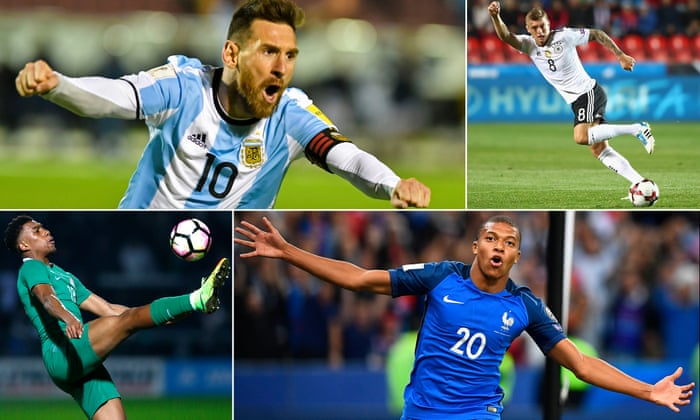 World Cup 2018 power rankings  Germany on top among qualified 23 ... 4a905daf4
