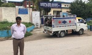 Zeeshan Khan, voter in Islamabad