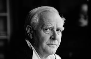 Author John le Carré has made an impassioned plea for the learning of German.