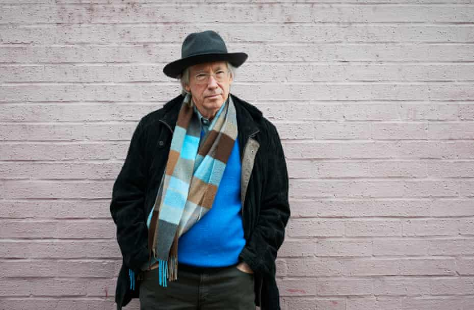 Ian McEwan photographed in London last month.