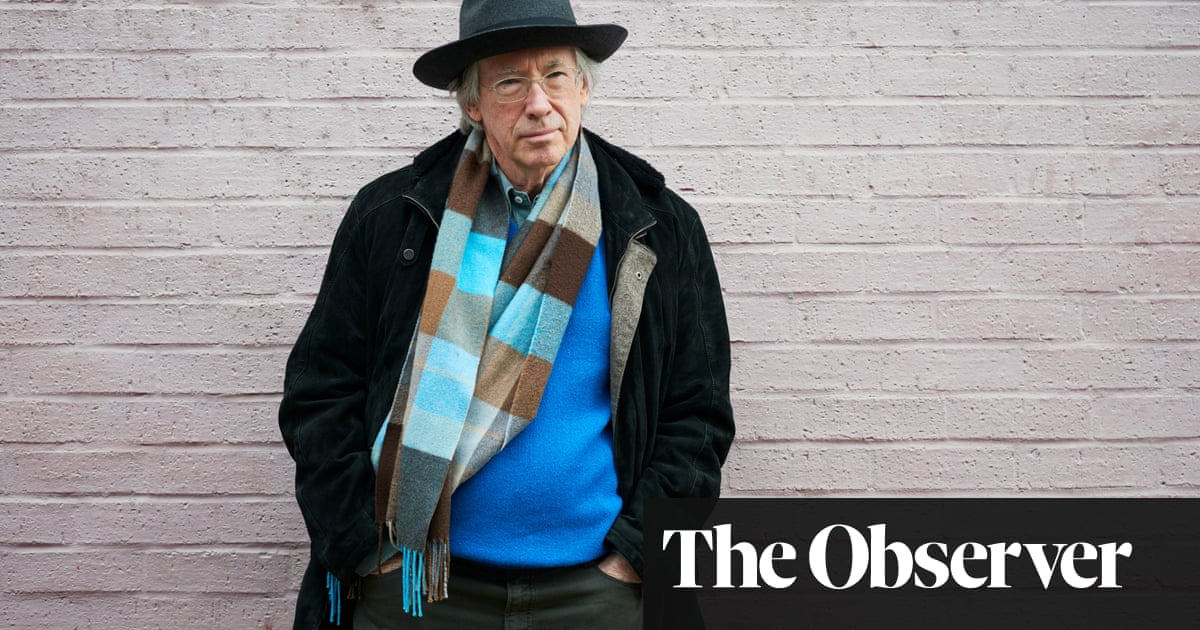 Ian McEwan: 'Who's going to write the algorithm for the little white lie?'