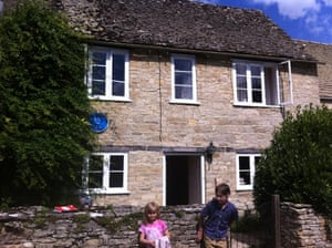 Barbara Pym's home in Oxfordshire