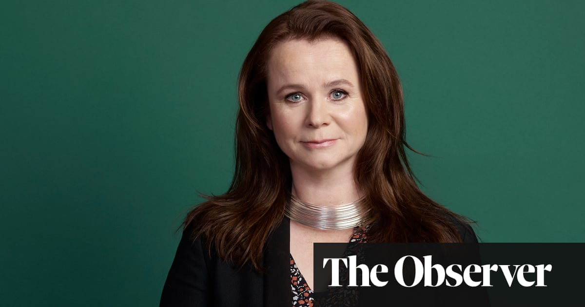 Emily Watson: 'Turning 50 felt great… I was, like, so where's the