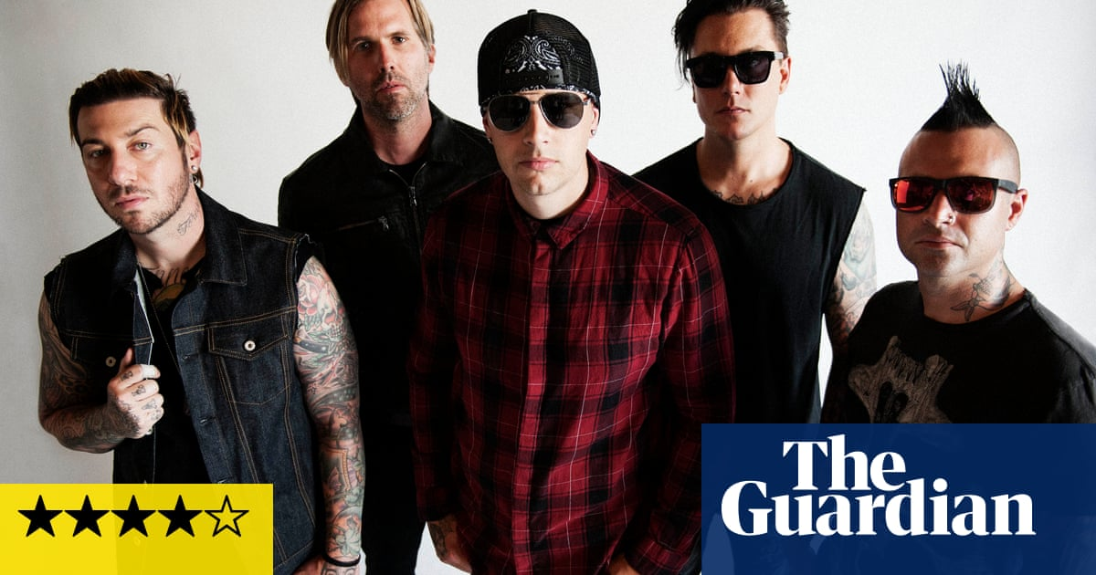 Avenged Sevenfold: The Stage review – stadium metallers make a