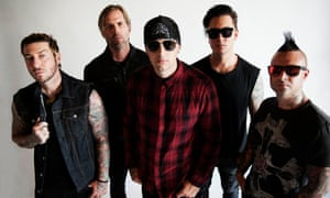 Avenged Sevenfold: The Stage review – stadium metallers make
