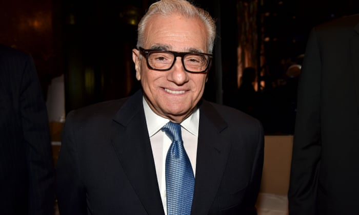 Martin Scorsese teams up with British writer for epic take