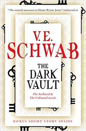 VE Schwab's The Dark Vault
